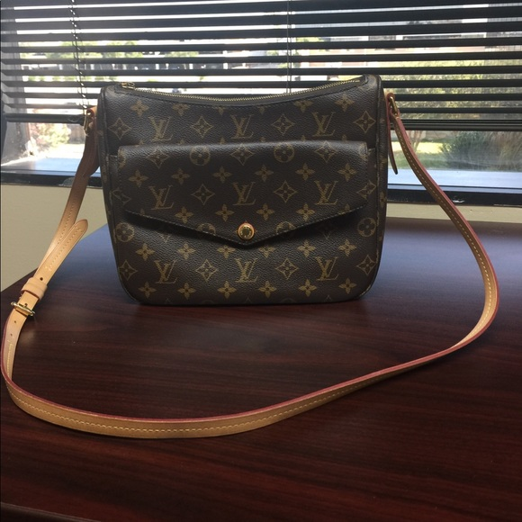 Louis Vuitton Handbags - Louis Vuitton Mabillon crossbody purse bag